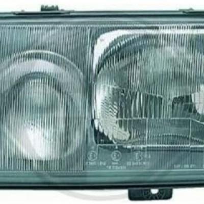 Far Sol Komple Mercedes E Serisi