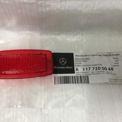 Ön Kapı İç Aydınlatma Kapağı Mercedes CLA Serisi - SAĞ / SOL